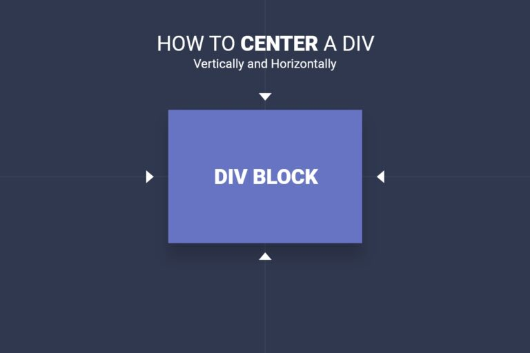 How to center a div vertically or horizontally or both